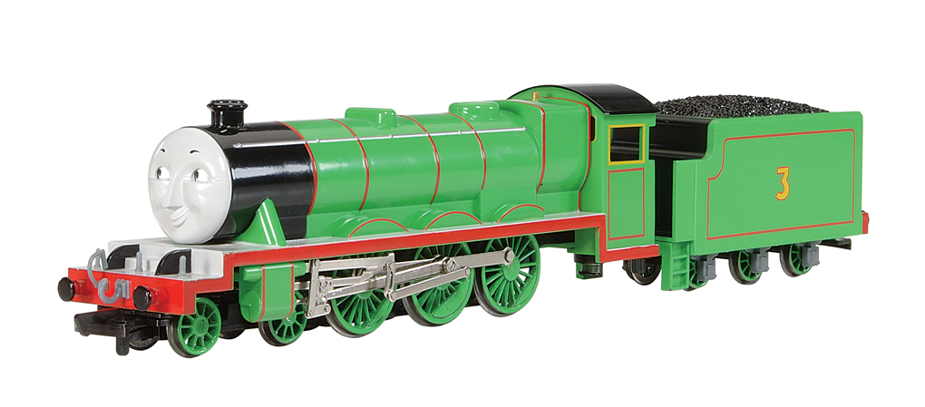 Bachmann Henry the Green Engine (with moving eyes)