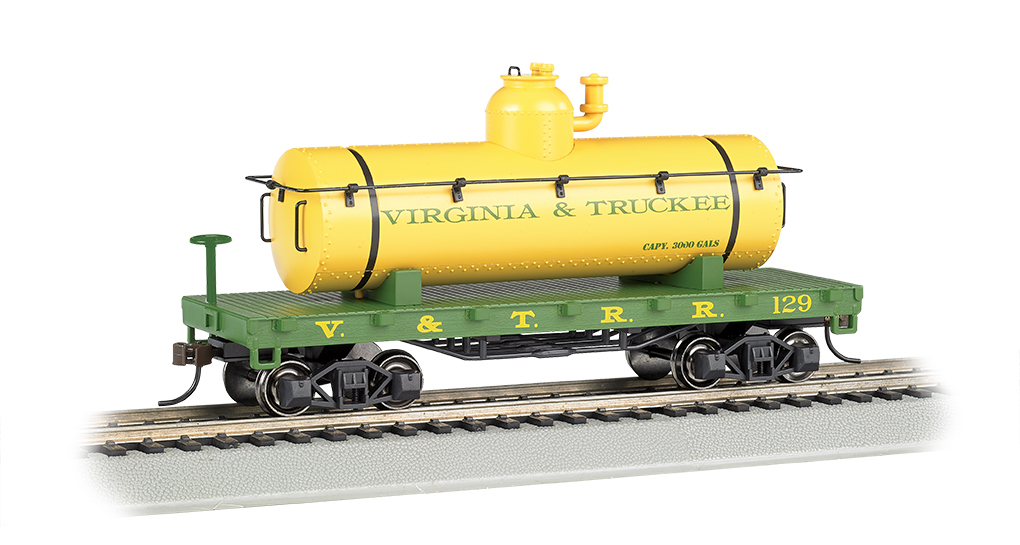 Bachmann Virginia & Truckee - Old-Time Tank Car