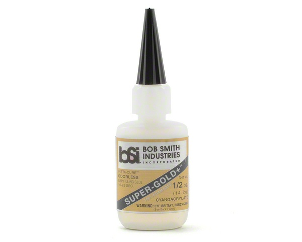 Bob Smith Industries SUPER-GOLD+ Gap-Filling (1/2oz)