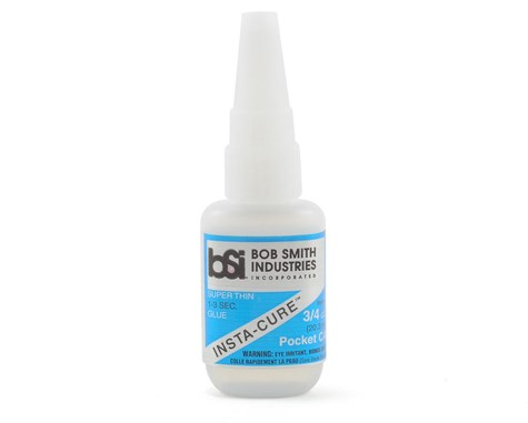 Bob Smith Industries INSTA-CURE POCKET Super Thin CA (3/4oz)