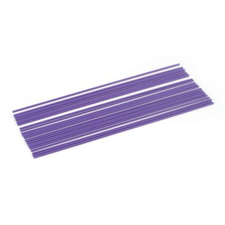 Du-Bro Antenna Tube (Purple) (24/pkg.)