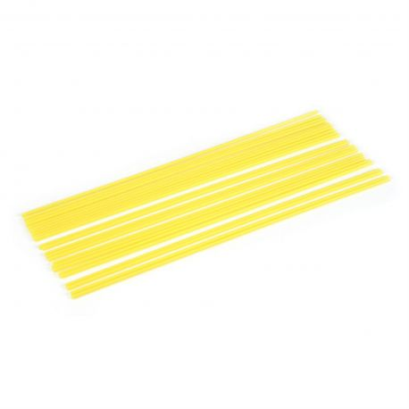 Du-Bro Antenna Tube (Yellow) (24/pkg.)