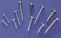 Du-Bro 2 x 1/2 Button Head Sheet Metal Screws (QTY/PKG: 8 )