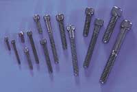 "Du-Bro 1/4-20 x 1"" Socket Head Cap Screws (QTY/PKG: 4 )"