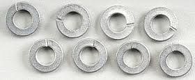 Du-Bro 1/4-20 Split Washer (QTY/PKG: 8 )