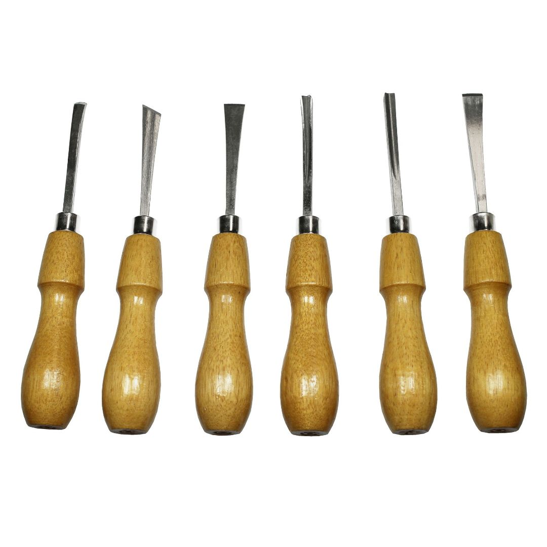 Excel Deluxe Woodcarving Tool Set (12)