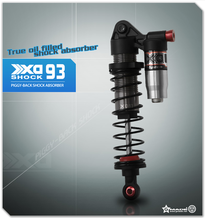 Gmade XD Piggyback Shock 93mm (2)