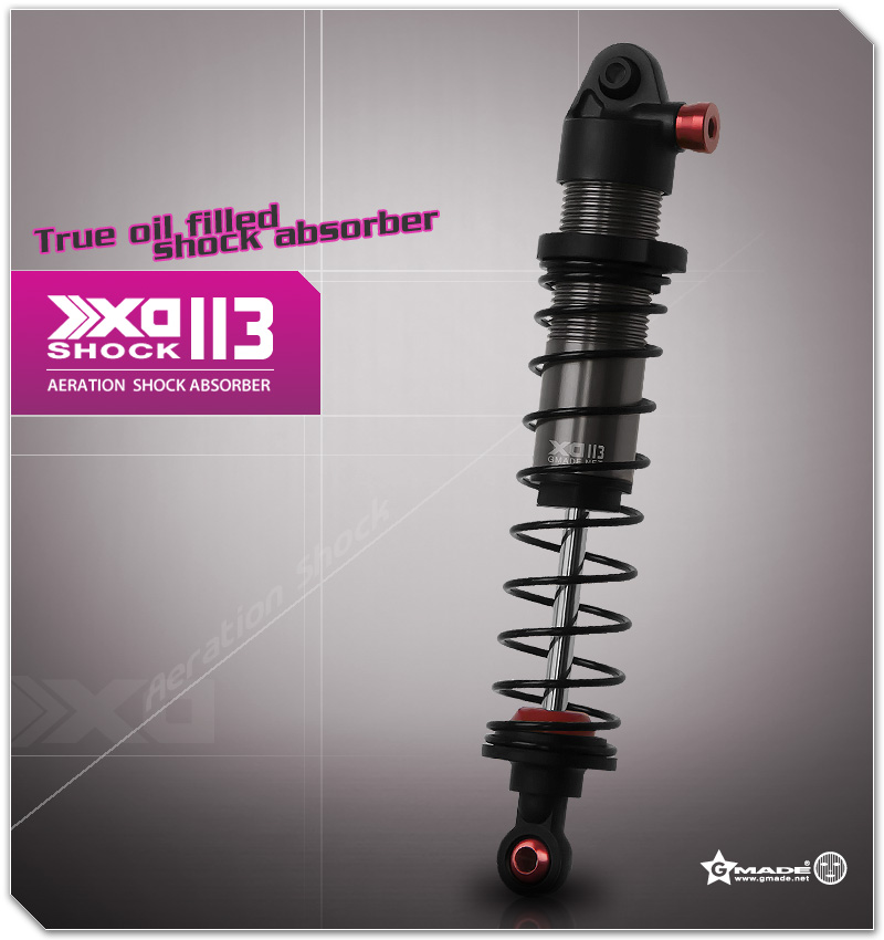 GMade XD Aeration Shock 113mm (2)