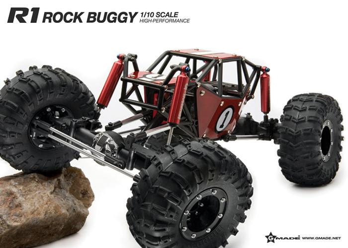 Gmade Crawler R1 Rock Buggy - Click Image to Close