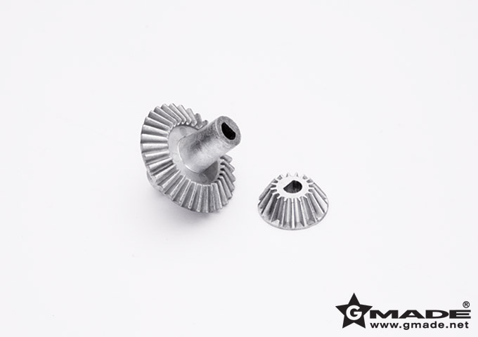 Bevel gear set 32T/17T