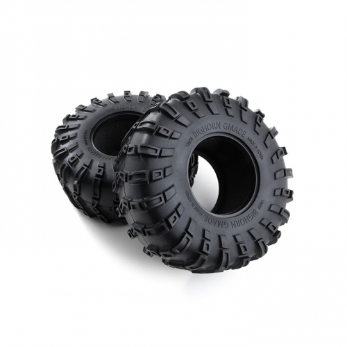Gmade Bighorn Rock Crawling Tires (2)