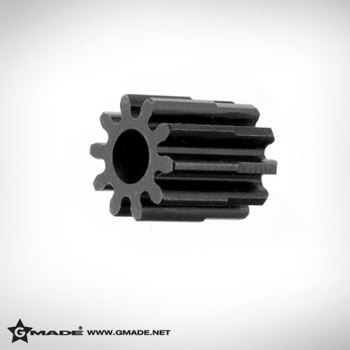 Gmade 32 Pitch 3mm Hardened Steel Pinion Gear 10T (1)