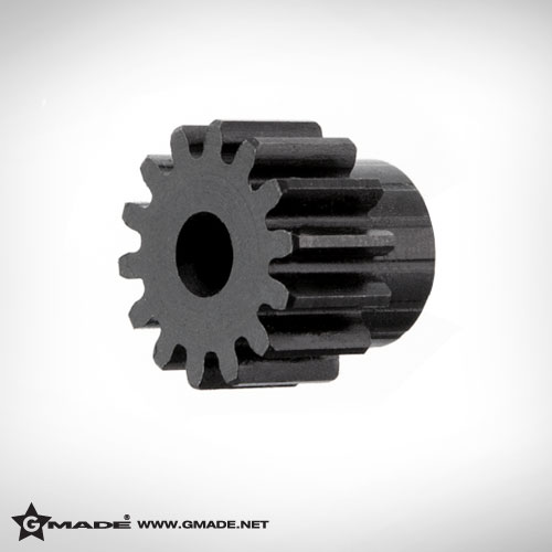 Gmade 32 Pitch 3mm Hardened Steel Pinion Gear 14T (1)