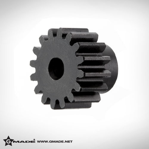 Gmade 32 Pitch 3mm Hardened Steel Pinion Gear 16T (1)