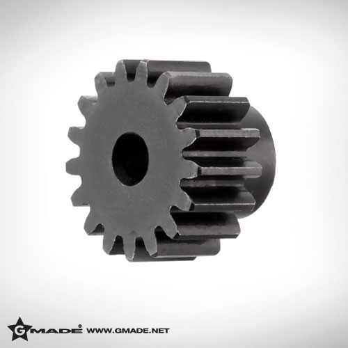 Gmade 32 Pitch 3mm Hardened Steel Pinion Gear 17T (1)
