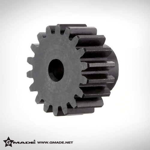 Gmade 32 Pitch 3mm Hardened Steel Pinion Gear 18T (1)