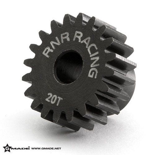 Gmade 32 Pitch 5mm Hardened Steel Pinion Gear 20T (1)