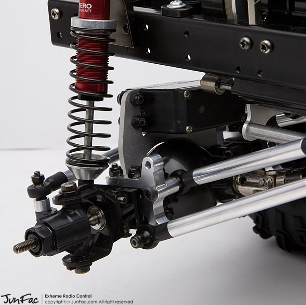 JunFac 4-Link suspension conversion Combo for Tundra