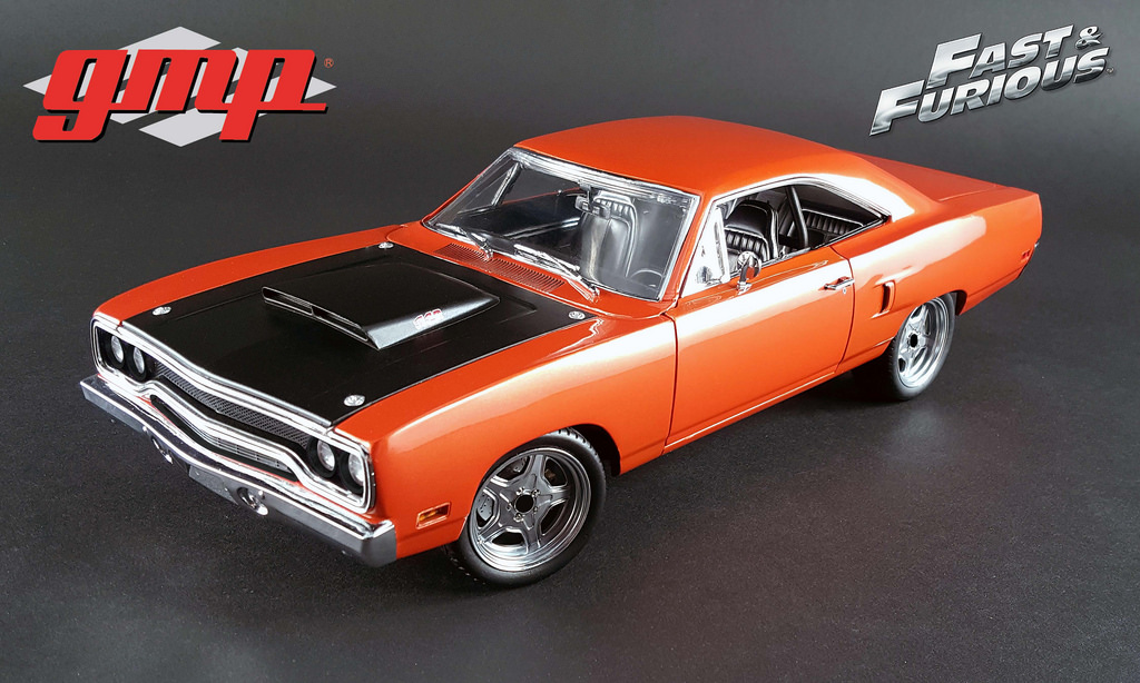 GMP 1/18 Furious 7 (2015) - 1970 Plymouth Road Runner