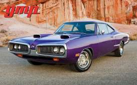 Greenlight 1/18 GMP 1970 Dodge Super Bee - Plum Crazy