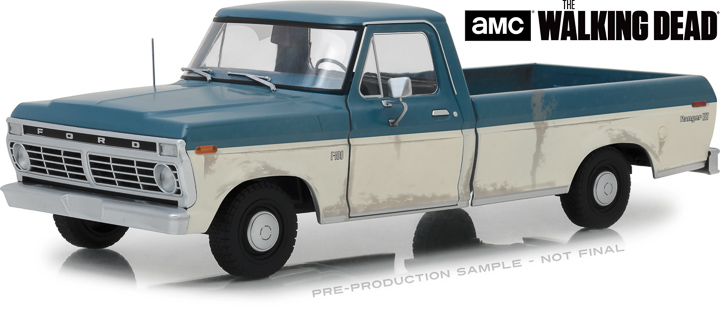 Greenlight 1/18 The Walking Dead - 1973 Ford F-100