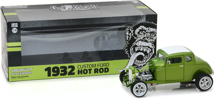 Greenlight 1/18 Gas Monkey Garage (2012-Current TV Series) - 193
