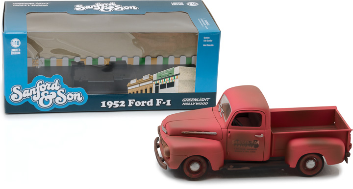 Sanford and Son (1972-77 TV Series) - 1952 Ford F-1 Truck