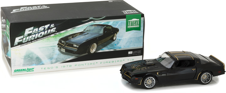 Greenlight 1/18 Artisan Collection - Fast & Furious (2009)