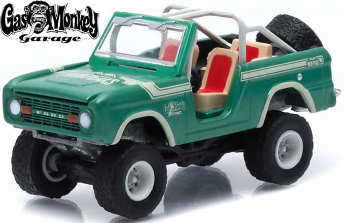 "Greenlight 1/18 1976 Ford Bronco ""Twin Peaks"""