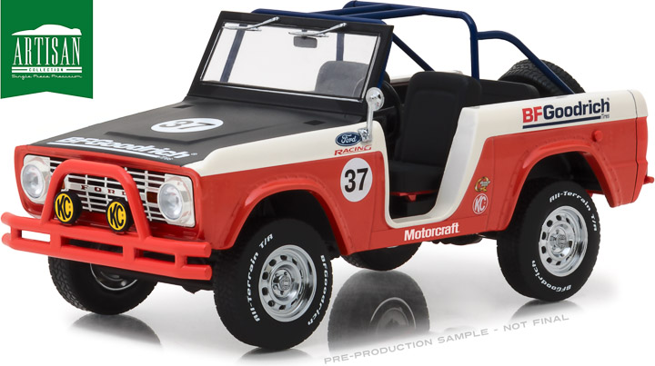 Greenlight 1/18 Artisan Collection - 1966 Ford Baja Bronco