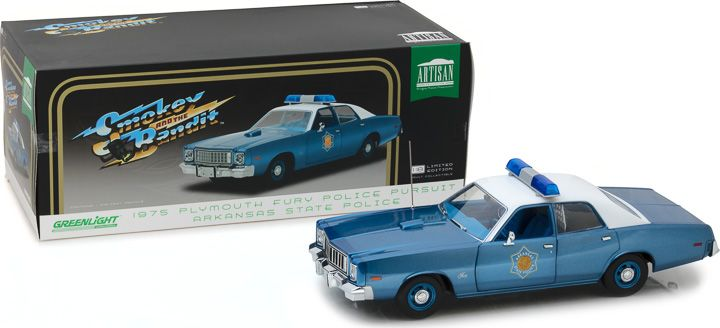Greenlight 1/18 Artisan Collection Smokey and the Bandit (1977)