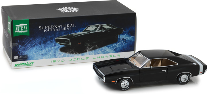 Greenlight 1/18 Artisan Collection Supernatural