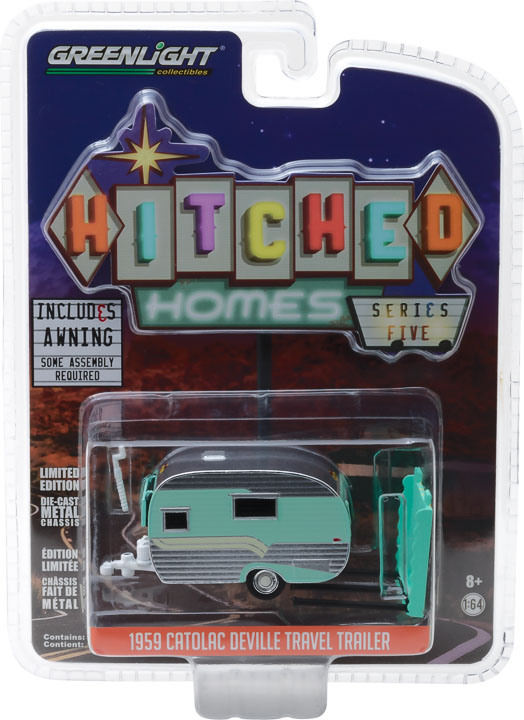 Greenlight 1/64 Hitched Home Series 5 (6)