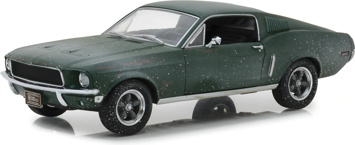 Greenlight 1/24 Steve McQueen Collection (1930-80) - Unrestored