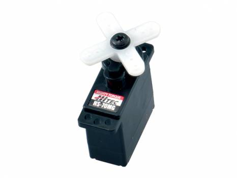 Hitec HS-70MG Analog Ultra Torque Metal Gear Feather Servo