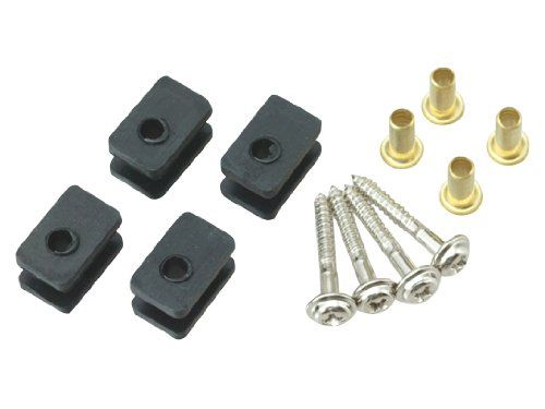 Hitec 1/4 Scale Mounting Hardware (Fits all giant & mega size s