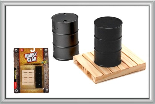 Hobby Gear Drum and Pallet Set