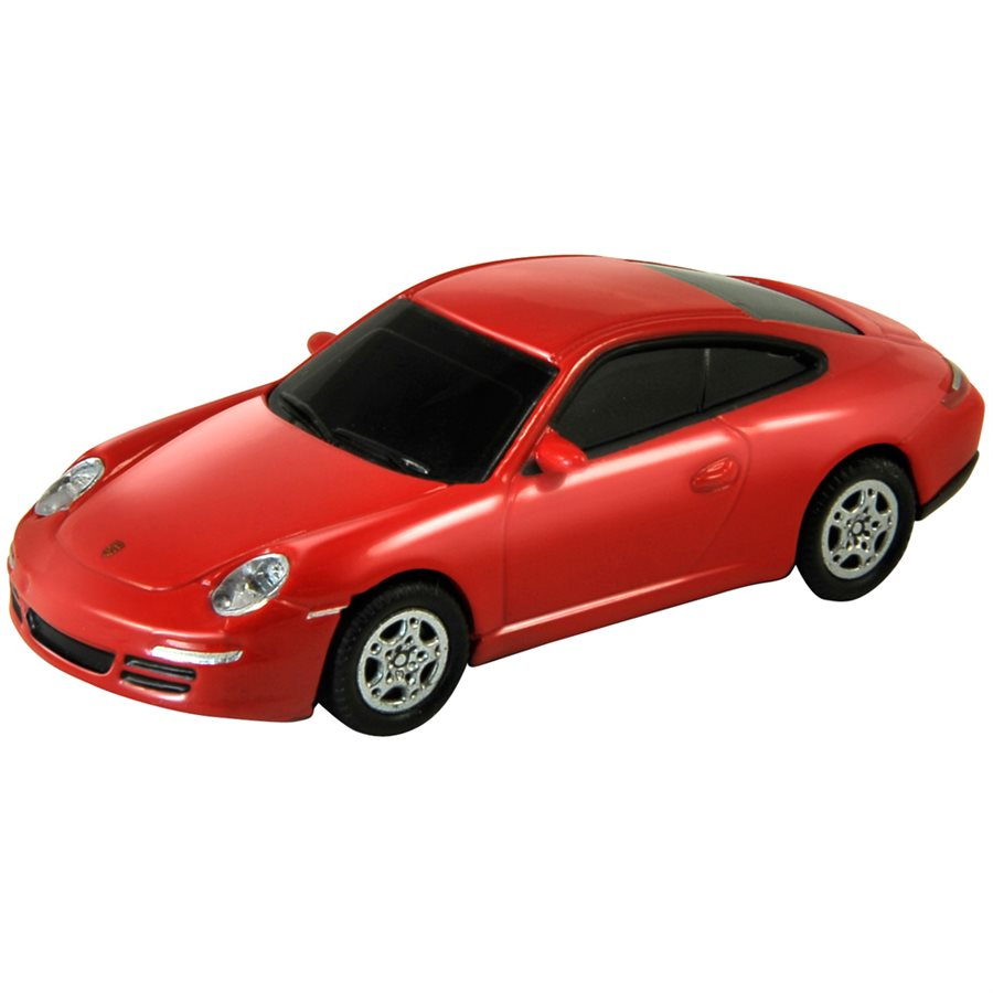Porsche 911 Red Autodrive 8GB USB 2.0 Flash Drive