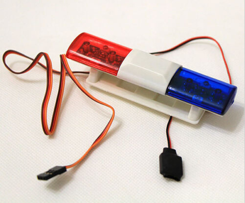 Police Emergency Light Kit