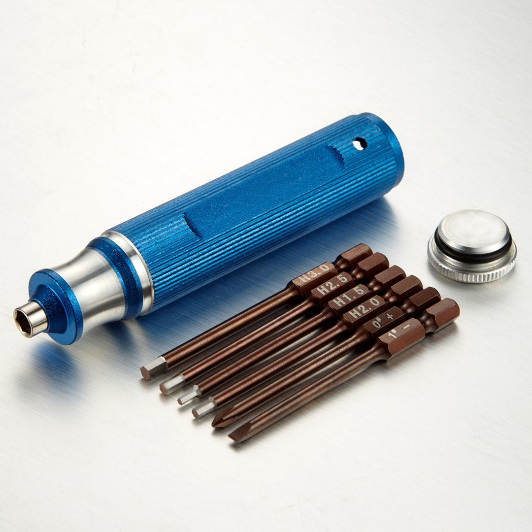 RC Tool Set (6 in 1) (blue)