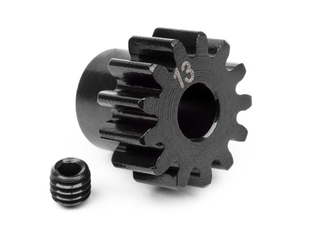 HPI Pinion Gear 13 Tooth (1M/5Mm Shaft)