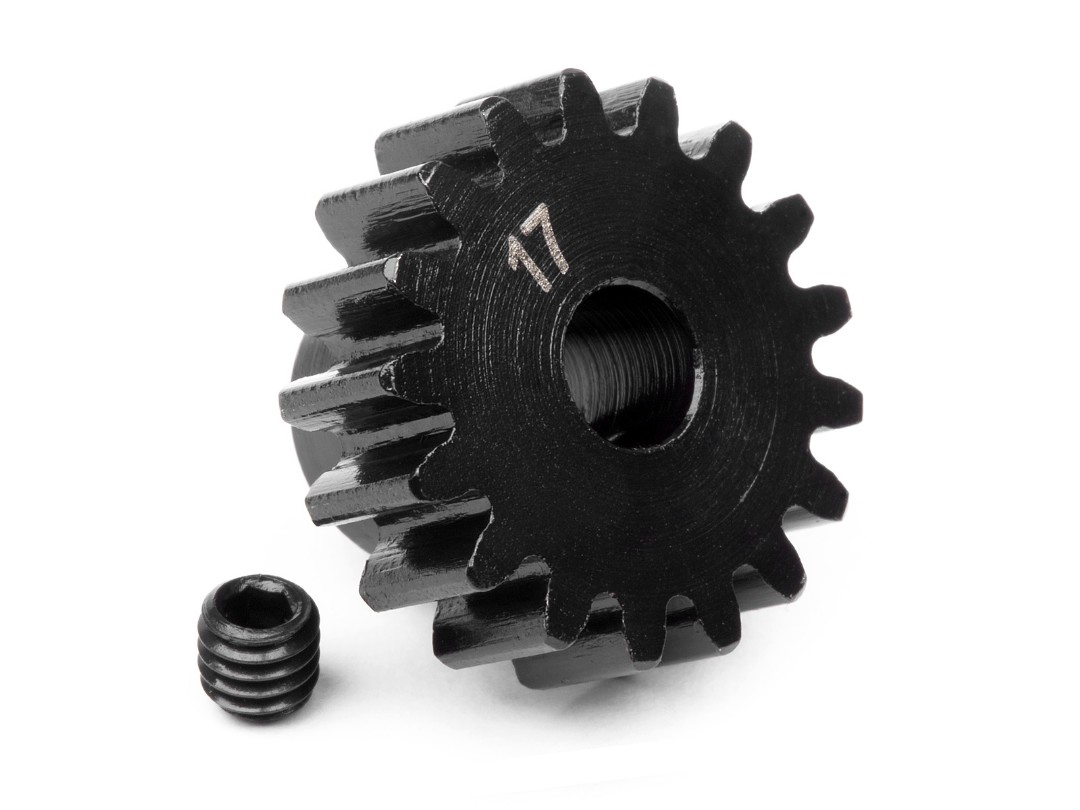 HPI Pinion Gear 17 Tooth (1M/5Mm Shaft)