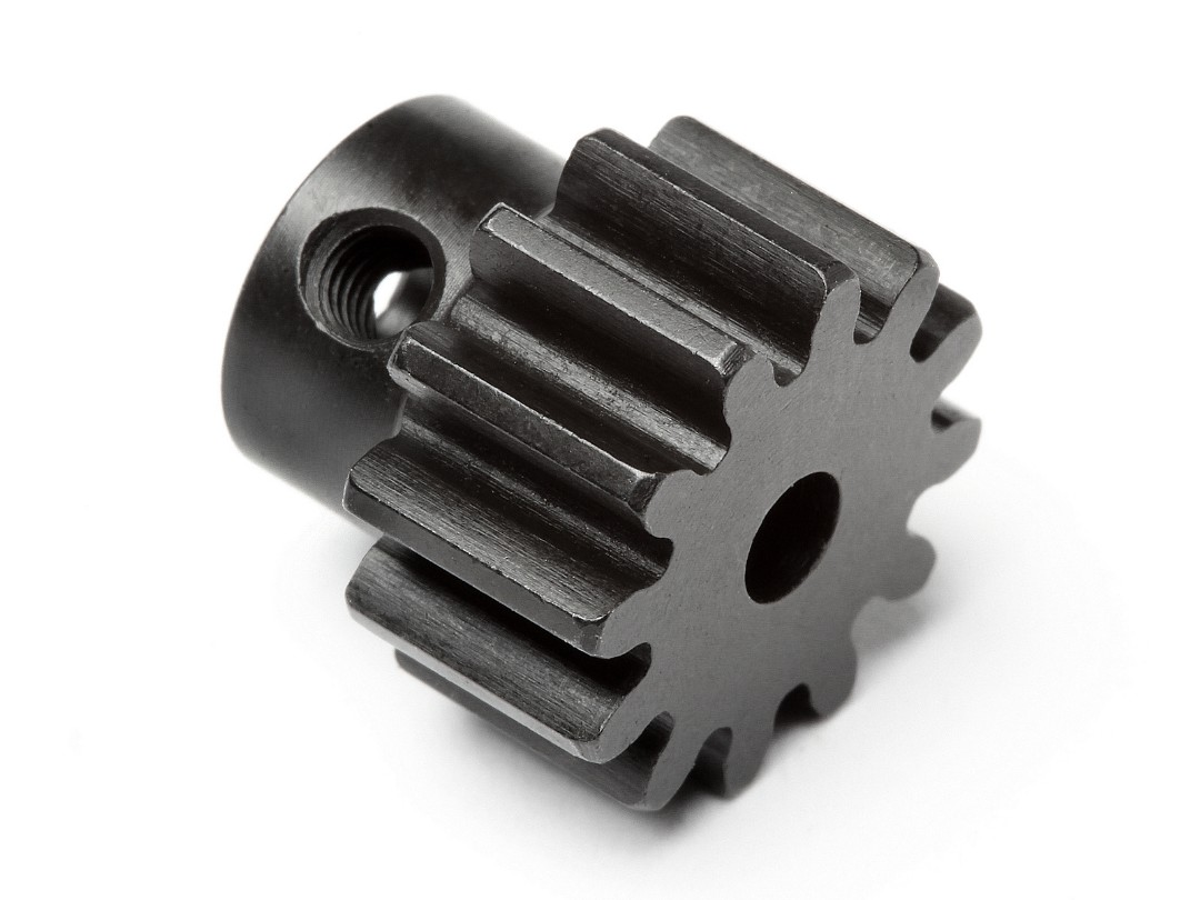 HPI Pinion Gear 12 Tooth (1M / 3Mm Shaft)