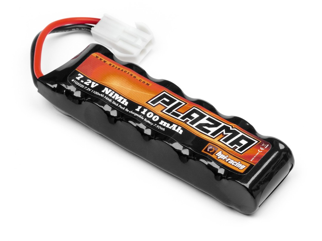 HPI Battery Pack 7.2V 1100Mah