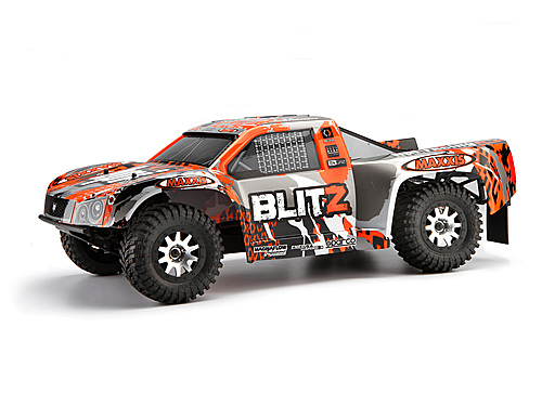 HPI Racing Blitz 1/10 Scale RTR Electric 2WD Short-Course Truck