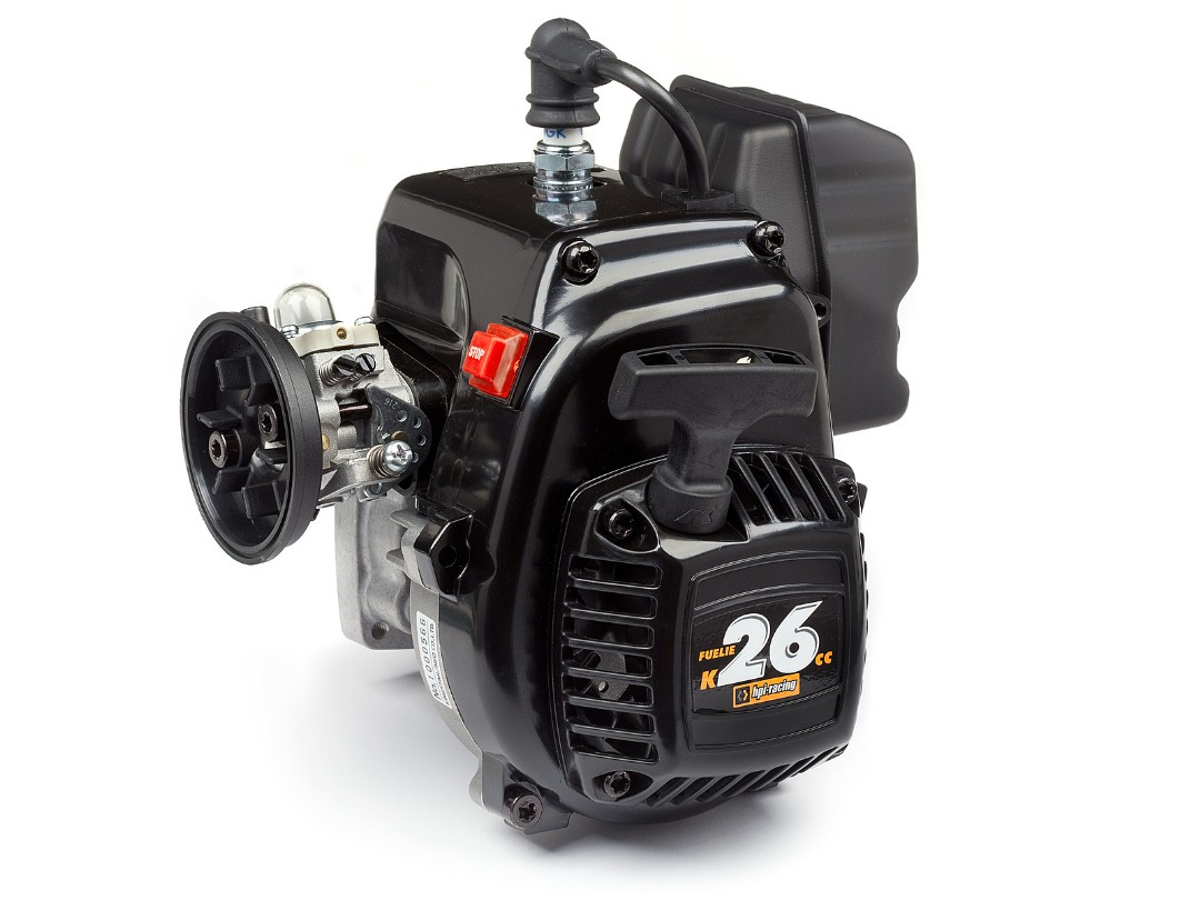 HPI Fuelie K26 Engine