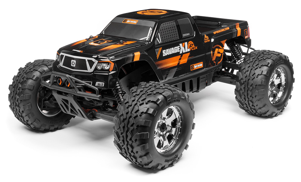 HPI Racing Savage XL FLUX RTR 1/8 4WD Electric Monster Truck