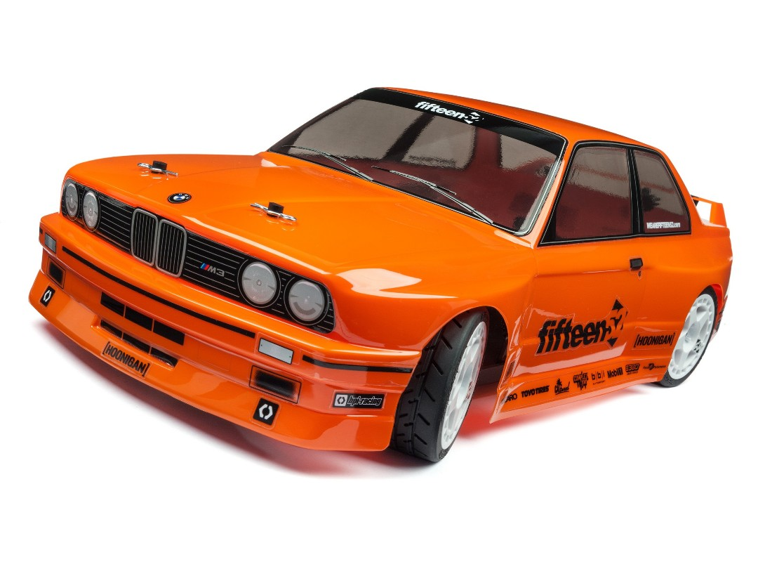 HPI Racing Sport 3 RTR BMW M3 E30 Body