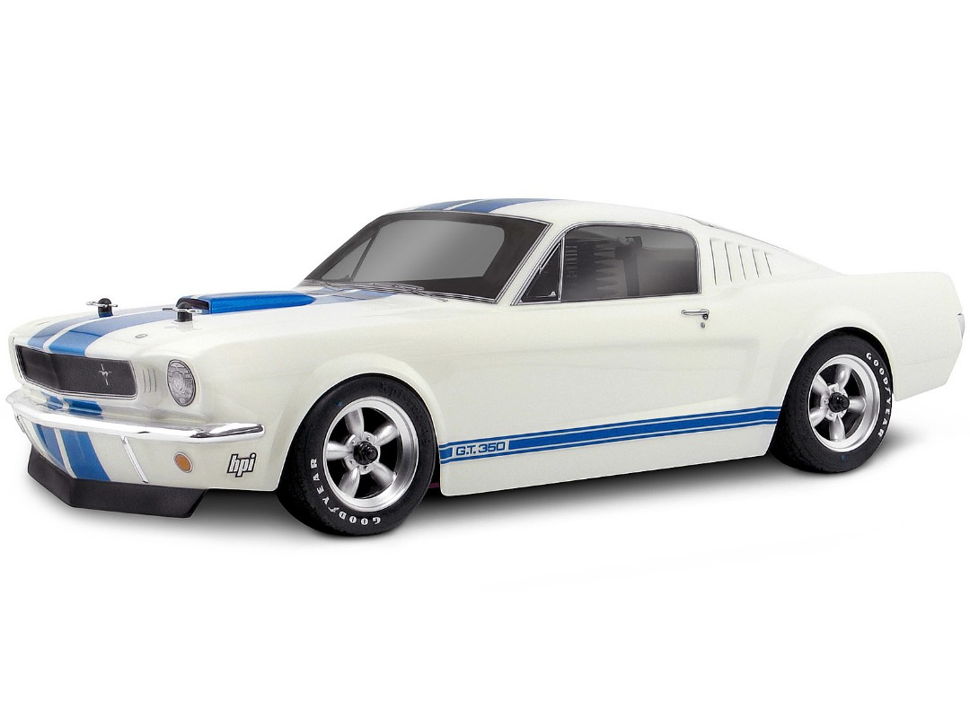 HPI 1965 Ford Shelby GT-350 Body