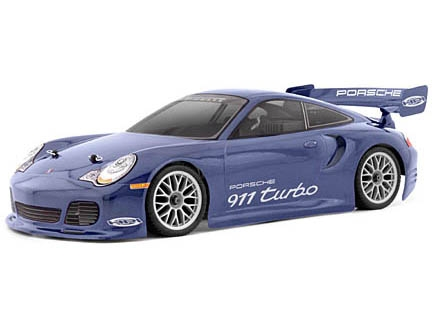 HPI New Porsche 911 Turbo (200mm) Body